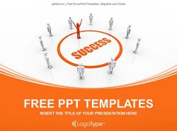 成功之道PPT模板下载