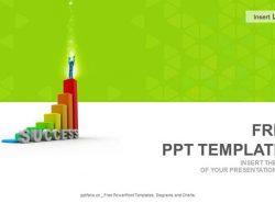 [PPT良品系列 002] 工作汇报/述职报告PPT模板+图片素材