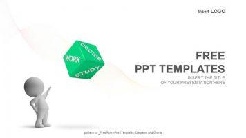 工作或者学习的PPT模板下载