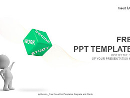 工作或者學習的PPT模板下載