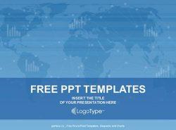 世界地图PPT模板下载