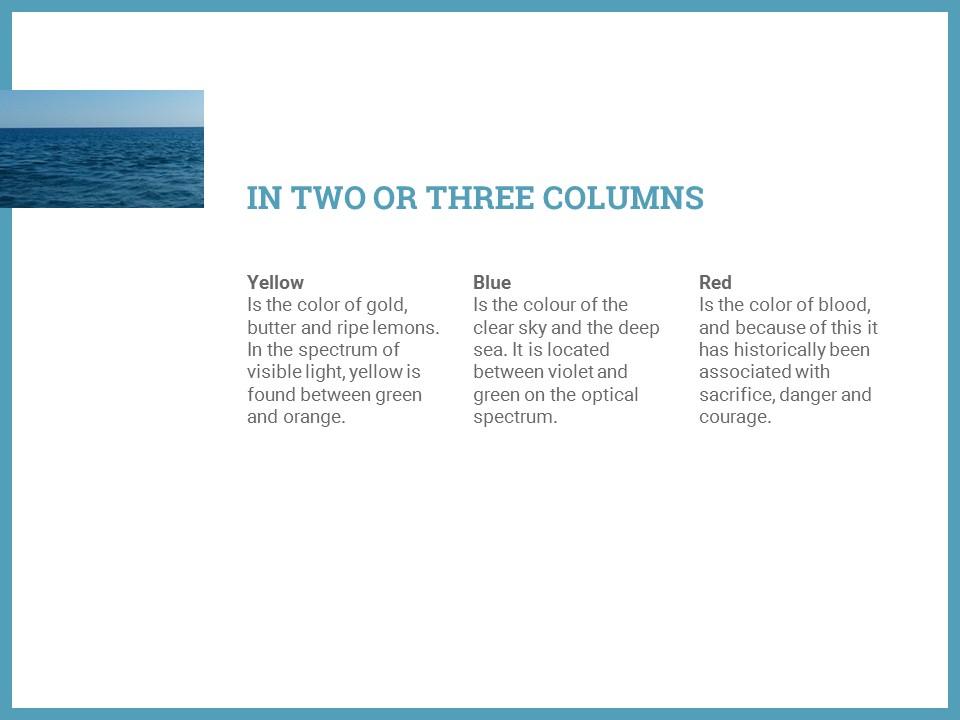 简约绿叶风格优质商务PPT模板_预览图9