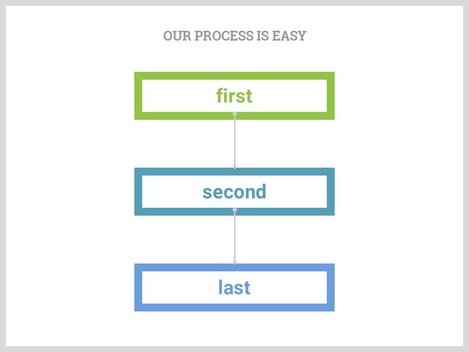 简约绿叶风格优质商务PPT模板_预览图17