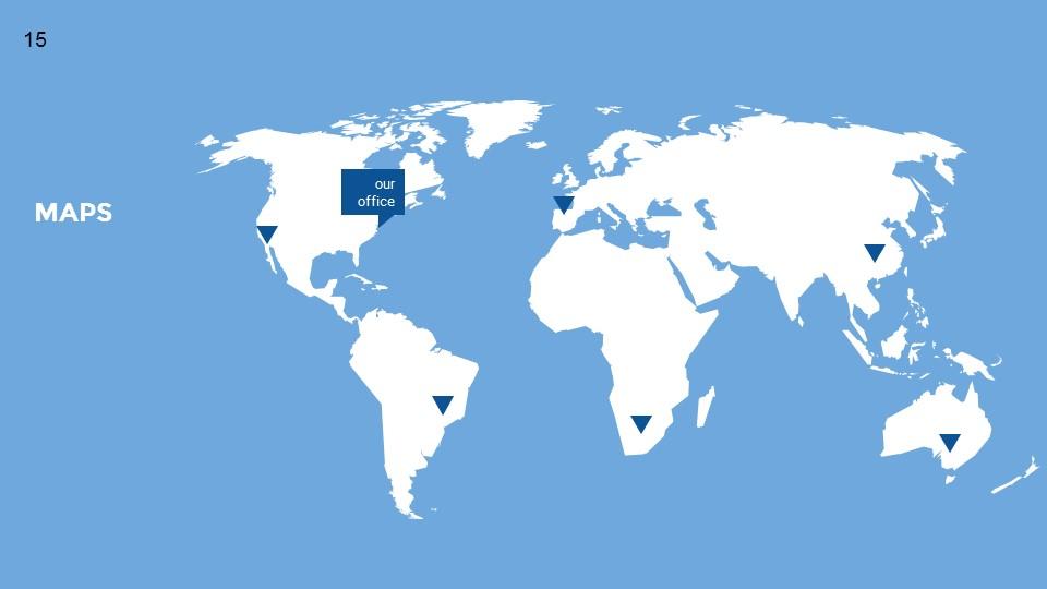 蓝色超实用简洁汇报总结用商务PPT下载_预览图15