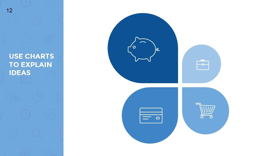 蓝色超实用简洁汇报总结用商务PPT下载_预览图12