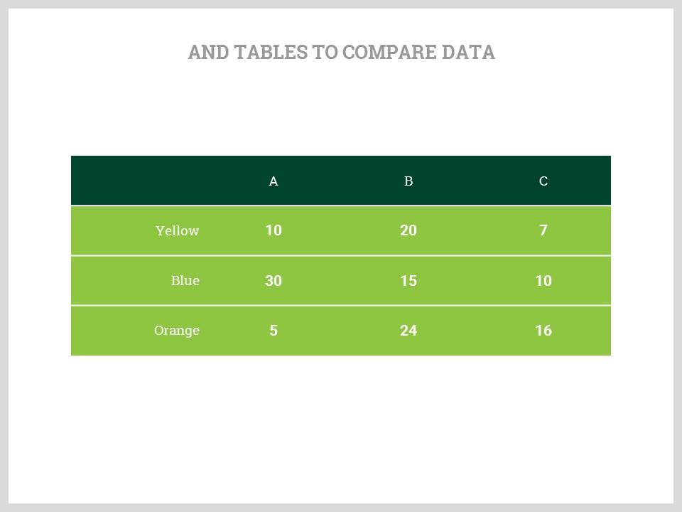 简约绿叶风格优质商务PPT模板_预览图13