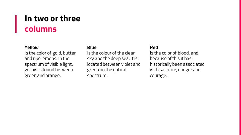 粉红色自然风景系列PPT模板下载_预览图9