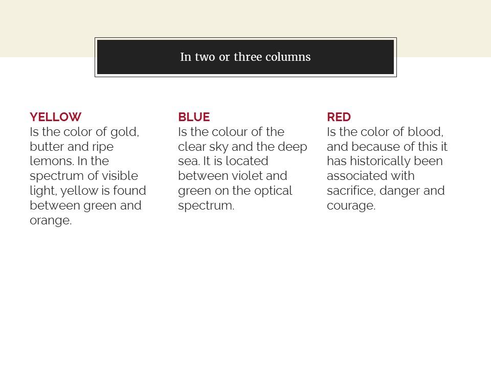 大气典雅酒红色PPT模板下载_预览图9