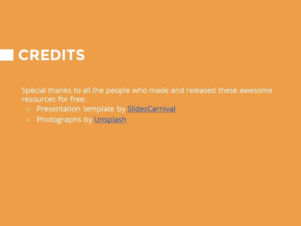 蓝色橙色交替的简洁欧美范PPT模板下载_预览图26