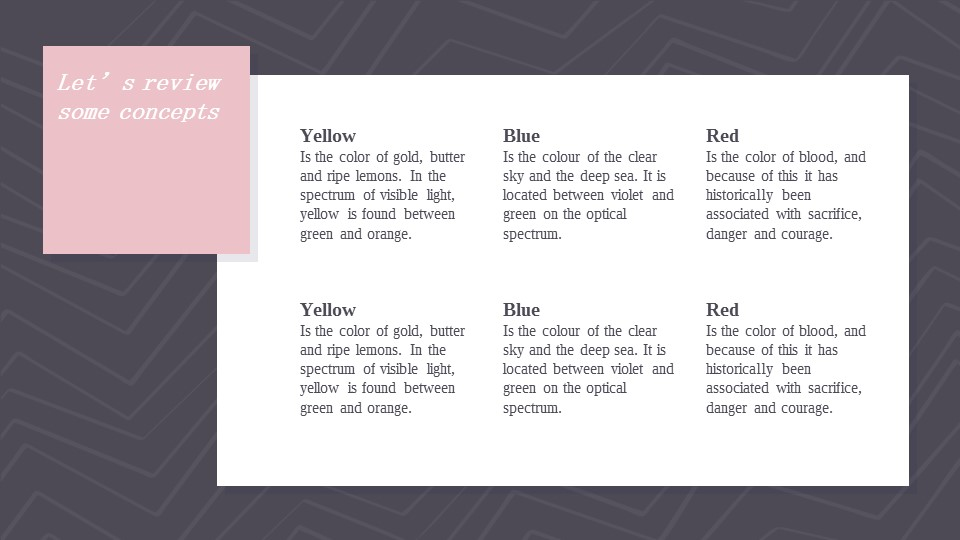 可爱粉色系粉红灰线条背景商务/个人总结汇报PPT模板下载_预览图18