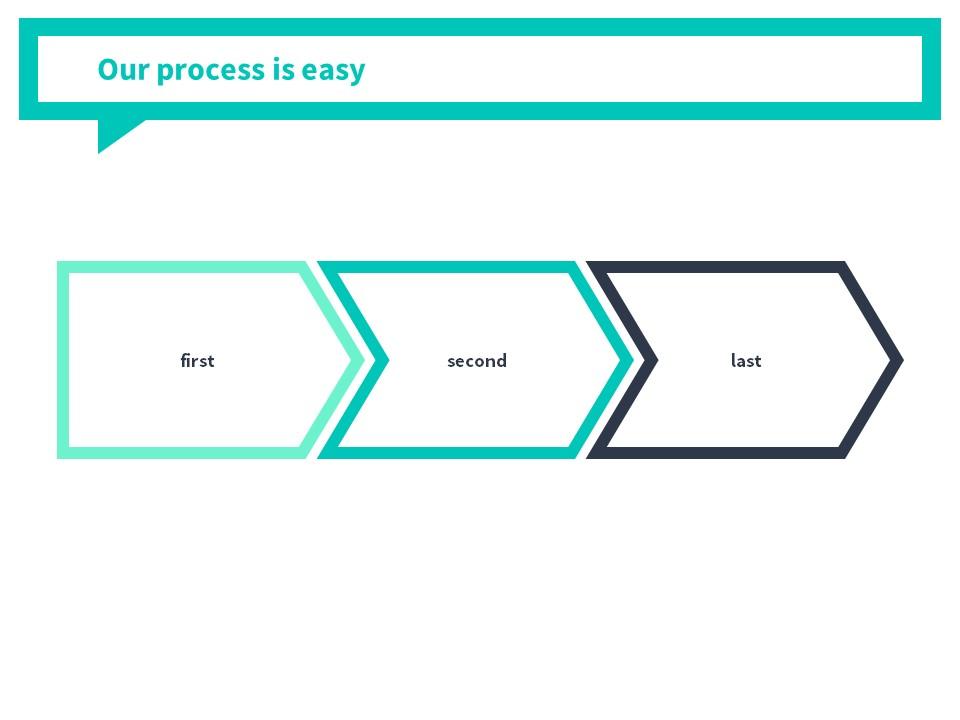 糖果色简洁气泡对话框背景PPT模板_预览图17