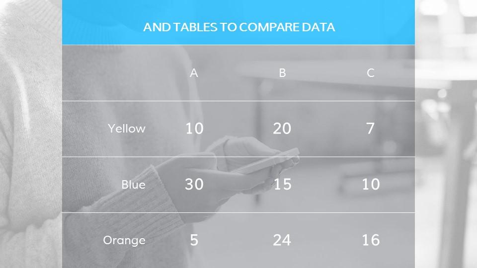 教学用蓝色灰背景课件PPT模板下载_预览图14