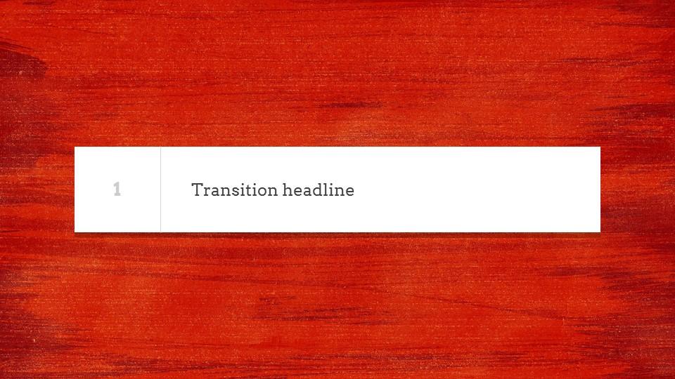 红色木地板背景PPT模板下载_预览图4