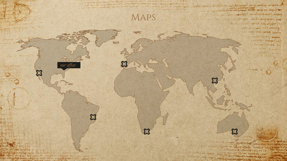 欧美复古风格历史PPT模板下载_预览图14