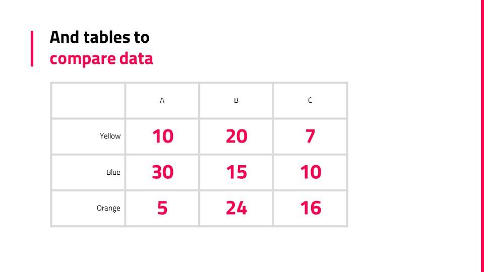粉红色自然风景系列PPT模板下载_预览图14