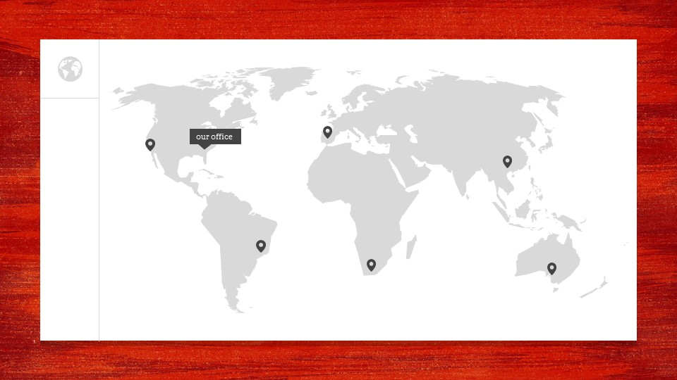 红色木地板背景PPT模板下载_预览图14