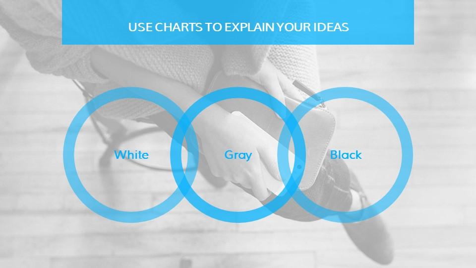 教学用蓝色灰背景课件PPT模板下载_预览图11