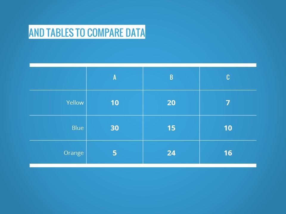 大标题商务多彩色风格幻灯片模板下载_预览图13