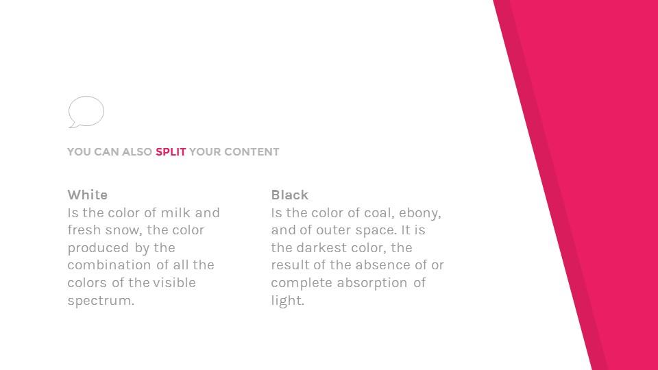 简洁彩虹色背景PPT模板_预览图8