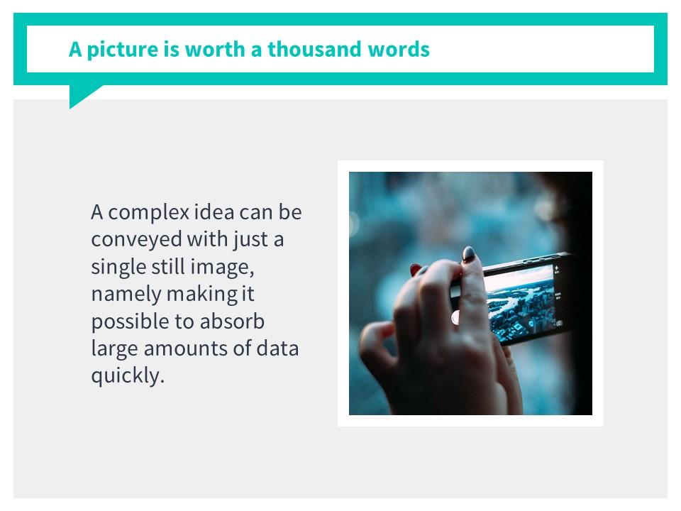 糖果色简洁气泡对话框背景PPT模板_预览图10