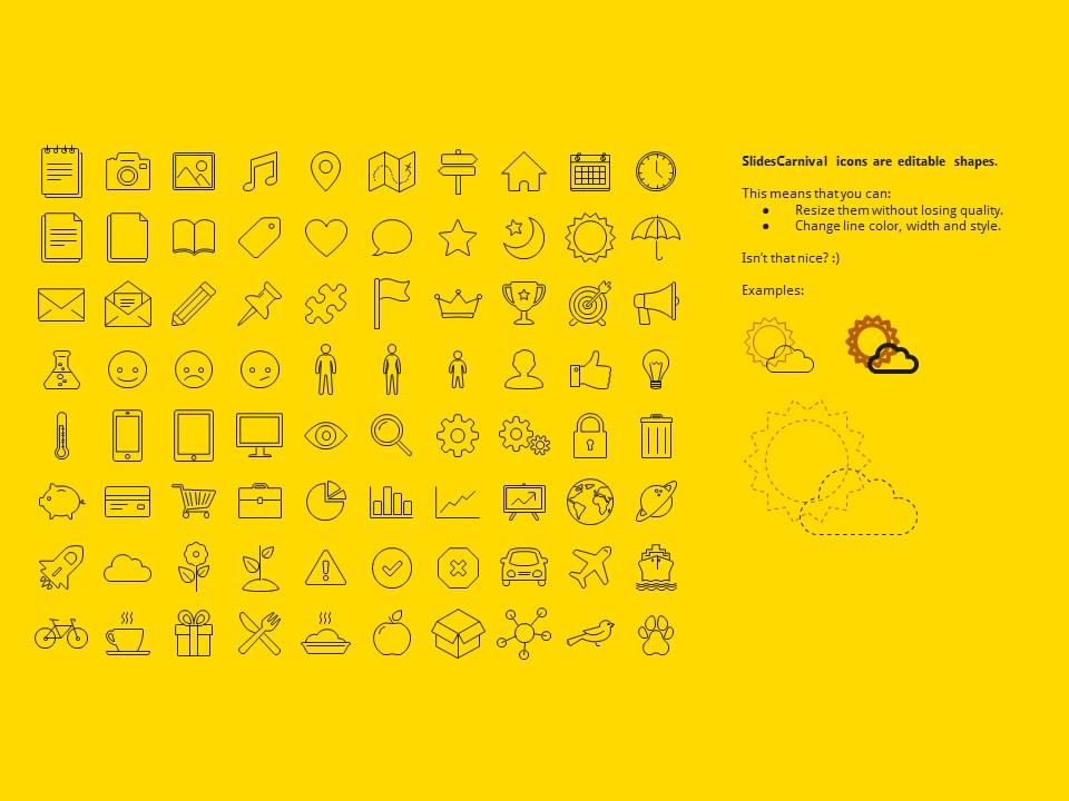 木地板背景风格互联网产品介绍Powerpoint模板下载_预览图27
