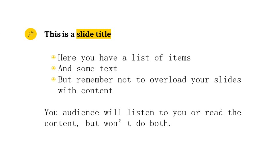 黄色简约实用介绍/汇报PPT模板_预览图6
