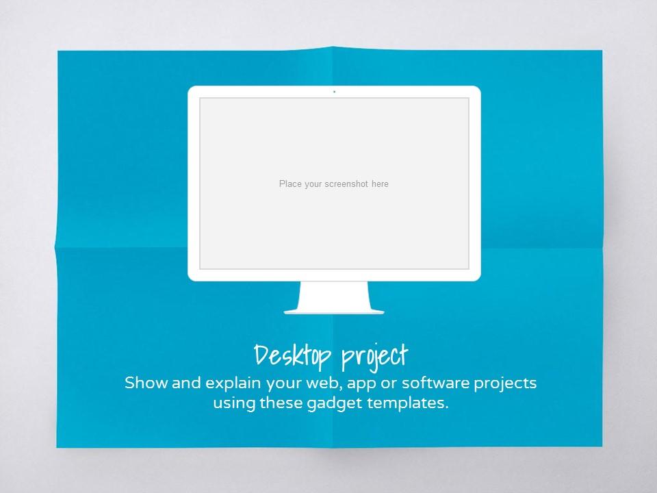 淡雅纸张风格彩色简约商务PPT模板下载_预览图24