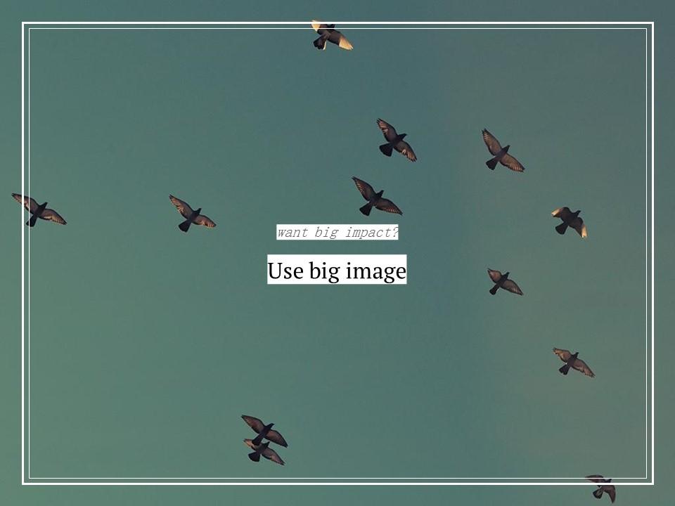 简单黑白叙事幻灯片模板下载_预览图11