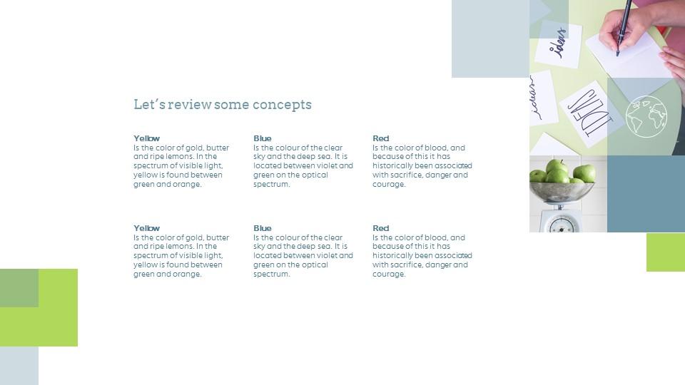 简约实用互联网产品介绍用PPT模板_预览图3