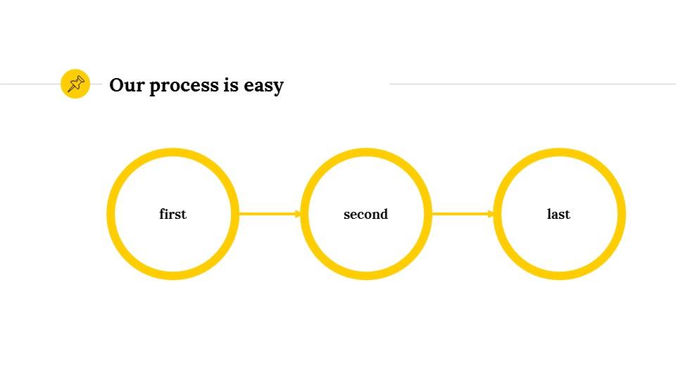 黄色简约实用介绍/汇报PPT模板_预览图18