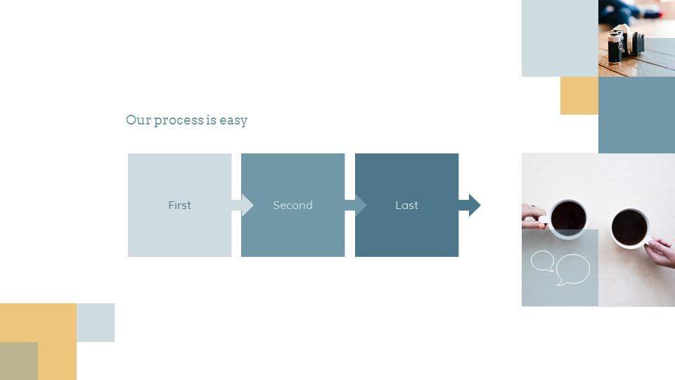 简约实用互联网产品介绍用PPT模板_预览图2