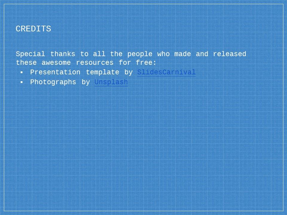 蓝色网格科技互联网风格PPT模板下载_预览图25