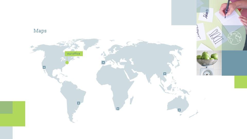 简约实用互联网产品介绍用PPT模板_预览图29