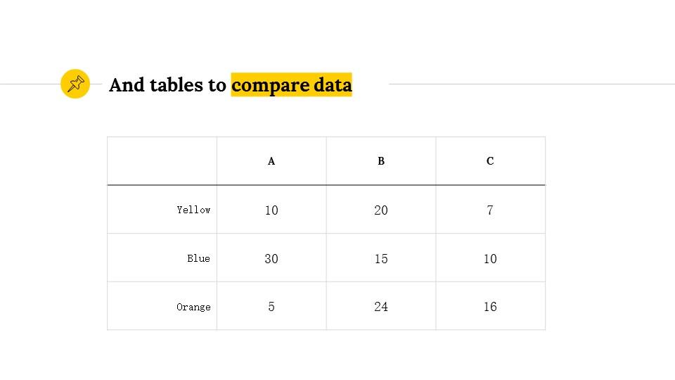 黄色简约实用介绍/汇报PPT模板_预览图14
