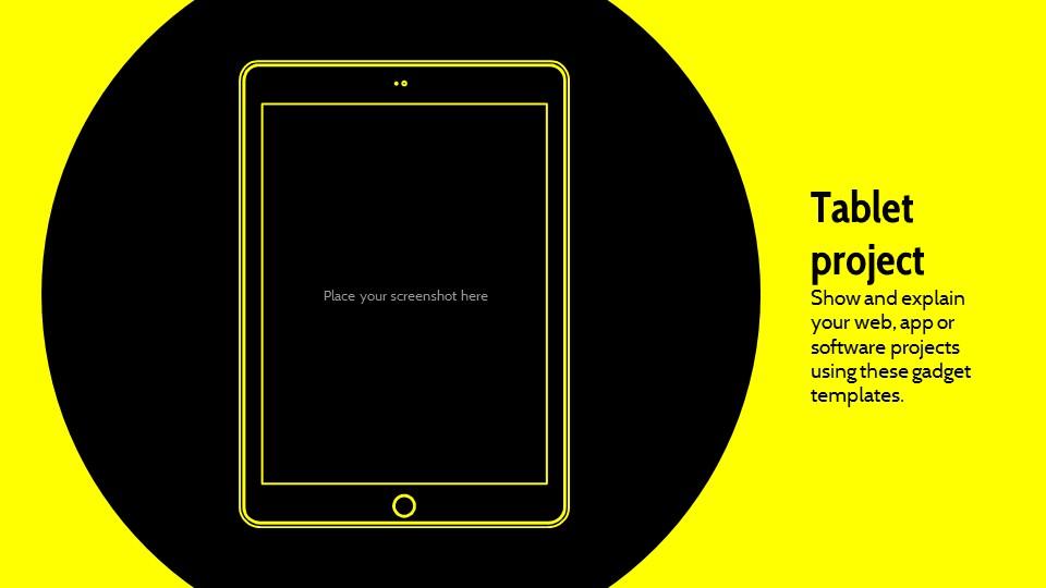 黑黄配色强烈冲击的PPT模板下载_预览图22