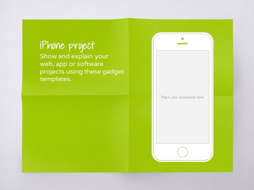 淡雅纸张风格彩色简约商务PPT模板下载_预览图22