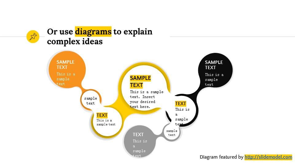 黄色简约实用介绍/汇报PPT模板_预览图13