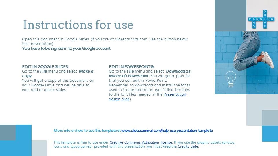 简约实用互联网产品介绍用PPT模板_预览图17