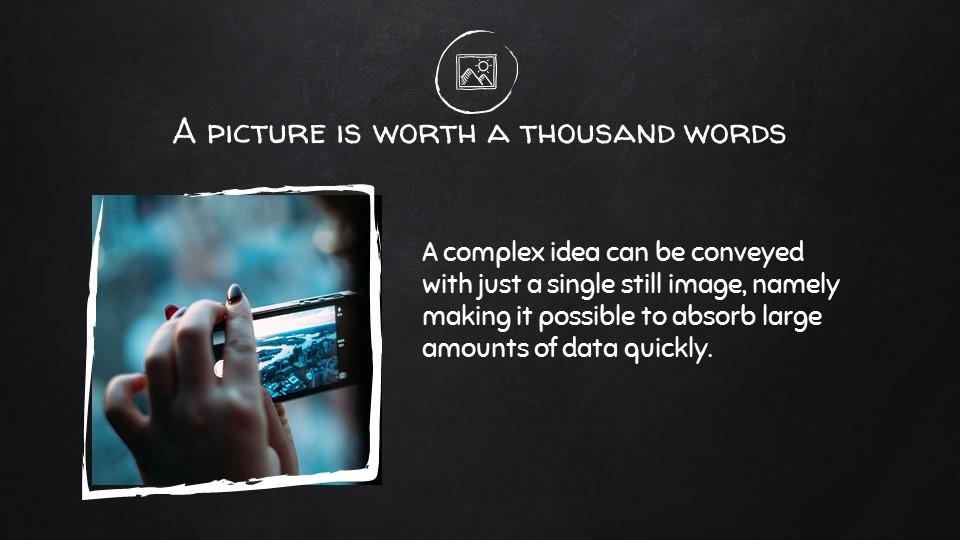 PPT的背景颜色是黑色的,上面的文字是粉笔字样式的。整个样式模拟黑板,富有可爱俏皮的风格。PPT的内容大致由七个部分组成,分别是封面、自我介绍、进入主题、介绍概念、图表数据分析、总结报告、结束页。PPT出现图片的位置可以自主更换符合内容的图片。图表部分的内容是提示演示过程中应该适当加入图表,图表格式新颖,使人眼前一亮。其余部分,每一张PPT都做出来内容的注释,最后一张PPT给出了可能用到的所以简易图标。该PPT适用于PPT入门者、方案答辩等。 该PPT模板已经帮助了160人。