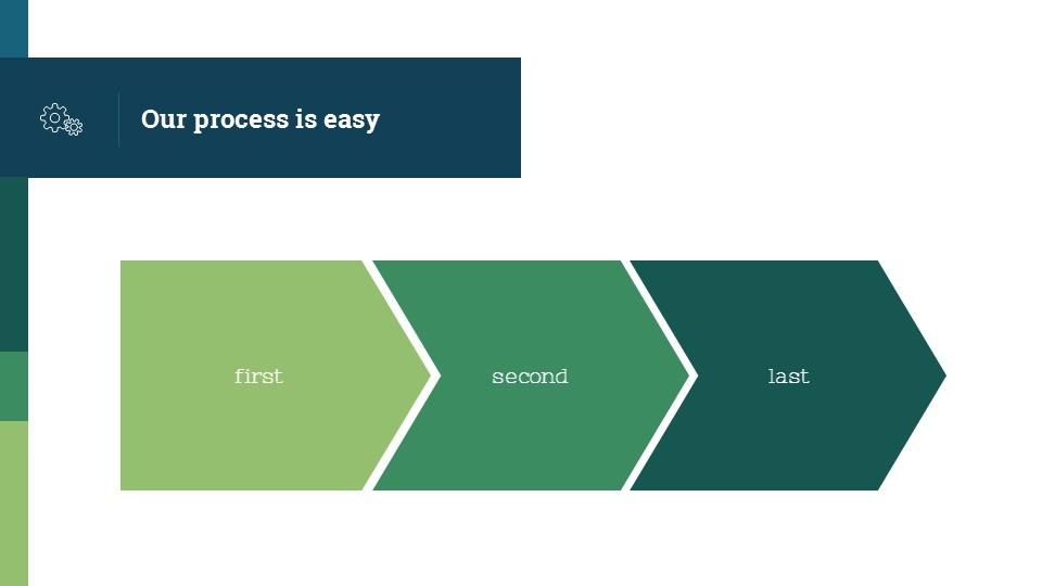 蓝绿简洁欧美超商务PPT模板_预览图18