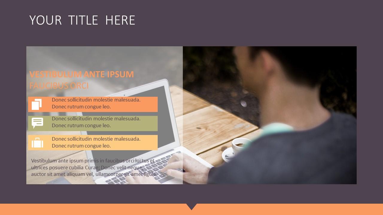 橙色拼图风格商务PPT模板下载_预览图6