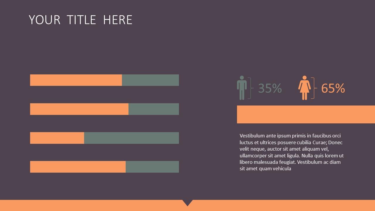 橙色拼图风格商务PPT模板下载_预览图19