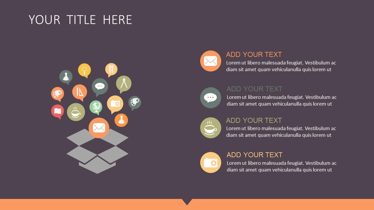 橙色拼图风格商务PPT模板下载_预览图12