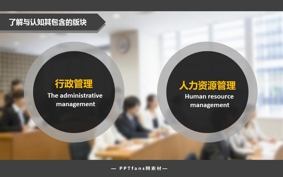 行政人事管理者培养方案PPT下载_预览图3