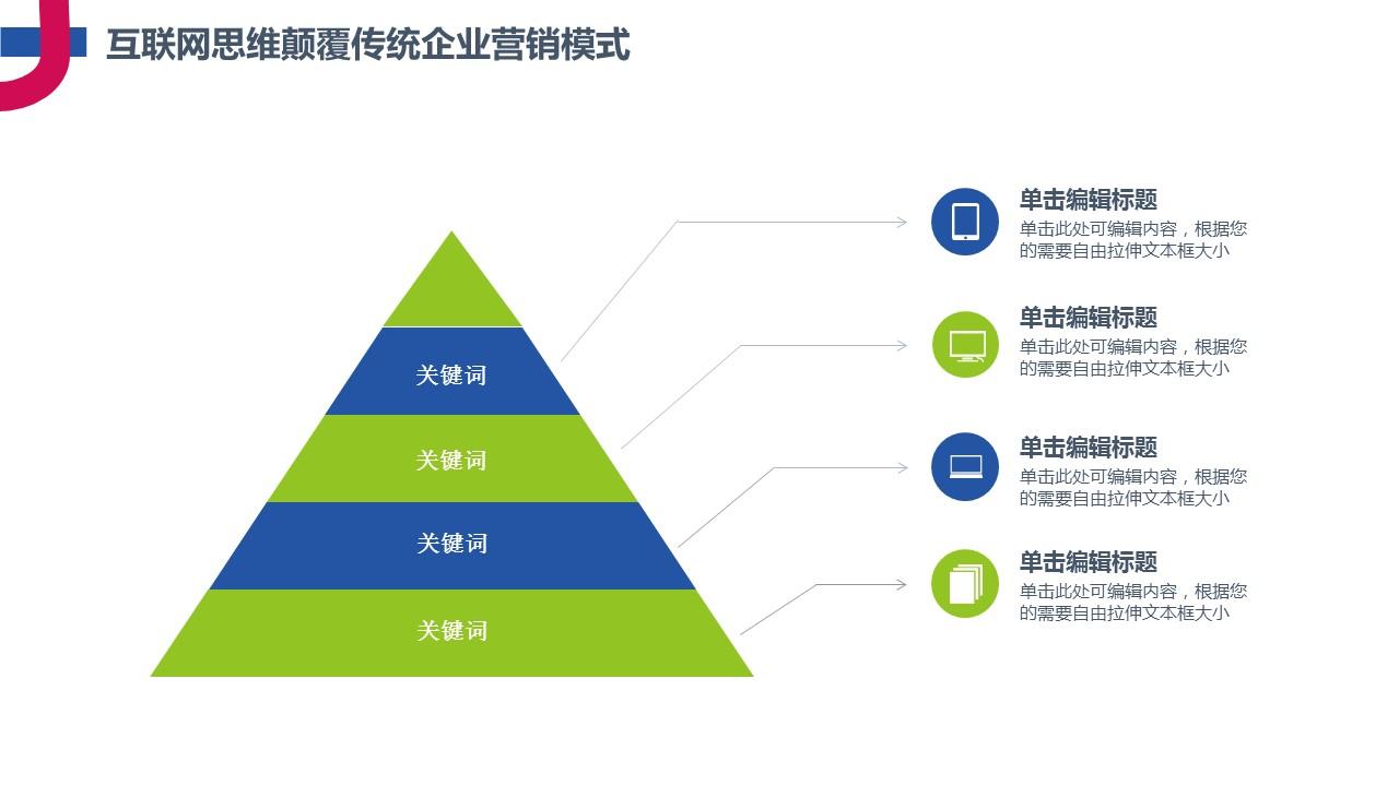 互联网思维主题PowerPoint模板下载_预览图19