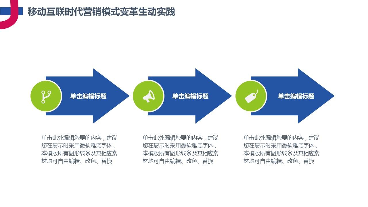互联网思维主题PowerPoint模板下载_预览图26