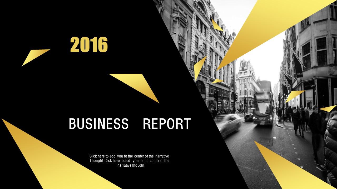 2016商业模板PPT模板下载_预览图1