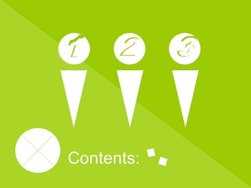 可爱清新多色可选PPT模板下载_预览图2