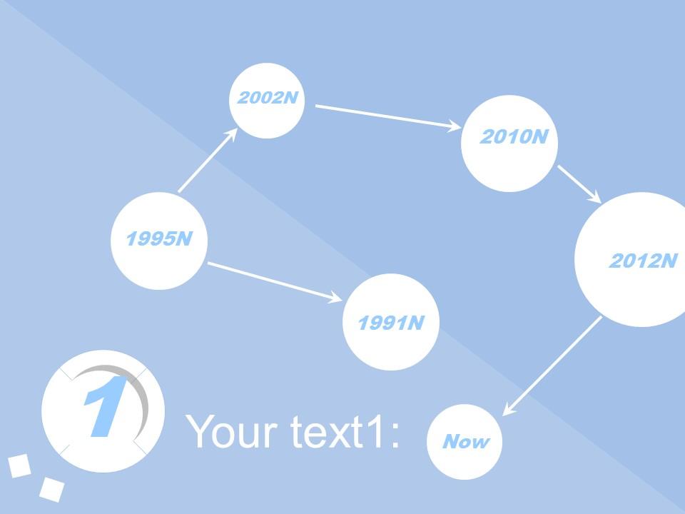 可爱清新多色可选PPT模板下载_预览图8