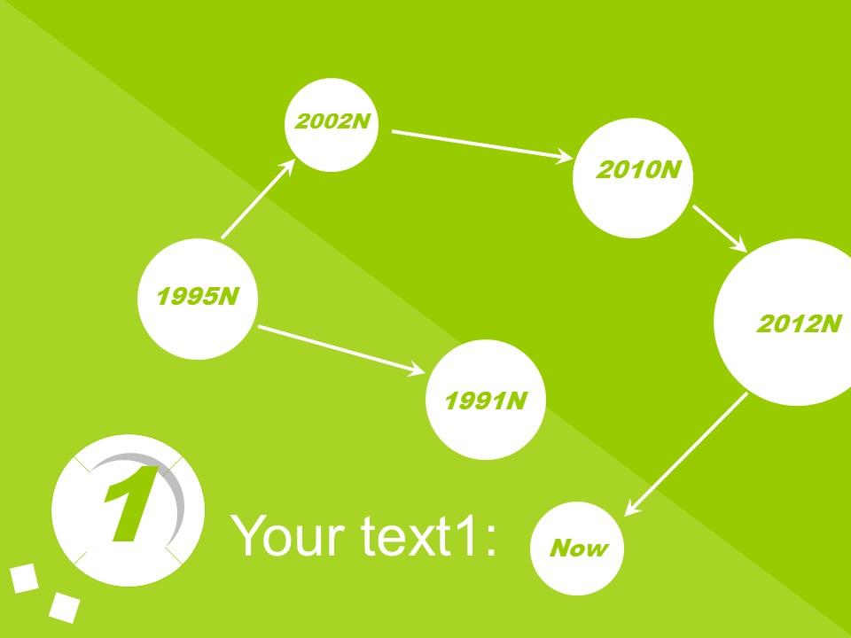 可爱清新多色可选PPT模板下载_预览图3